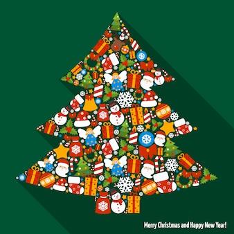 Weihnachtskiefer
