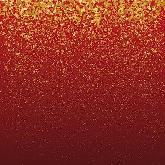 Weihnachtskonfetti-hintergrund