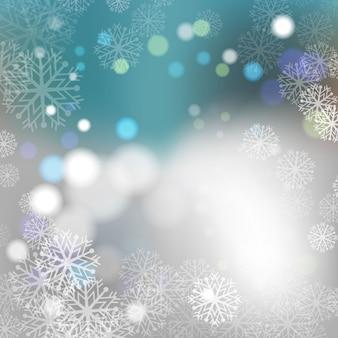 Weihnachtslicht-birnenrahmendekoration