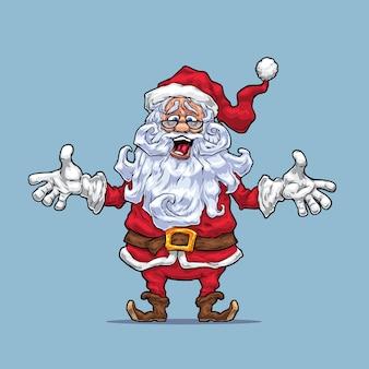 Weihnachtsmann charakter
