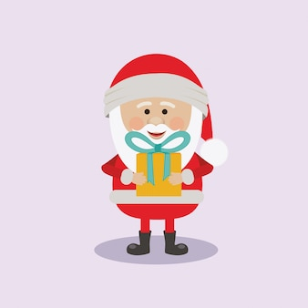 Weihnachtsmann-design