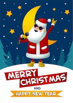 Weihnachtsmann singen