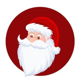 Weihnachtsmann-vektor