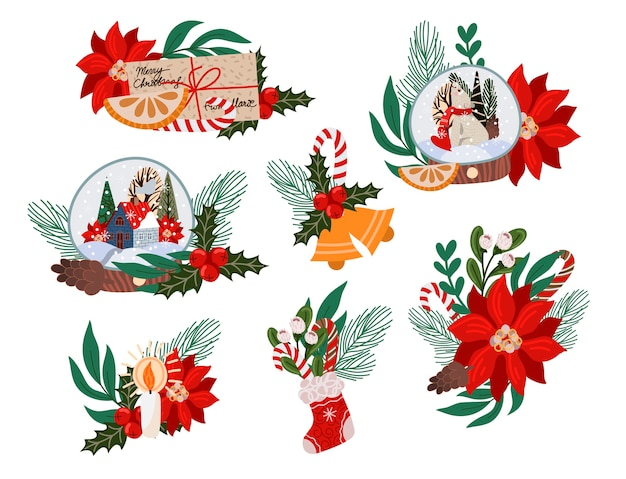 Weihnachtsmotivdekoration