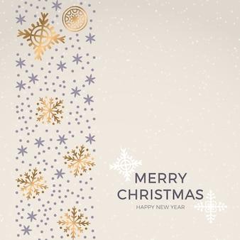 Weihnachtsmuster, glücklicher winterurlaubfliesenhintergrund