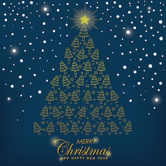 Weihnachtsmuster hintergrund