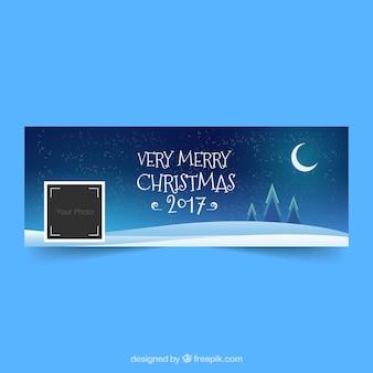 Weihnachtsnacht facebook cover