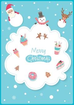 Weihnachtsnachtisch
