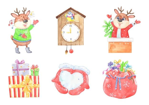 Weihnachtsset