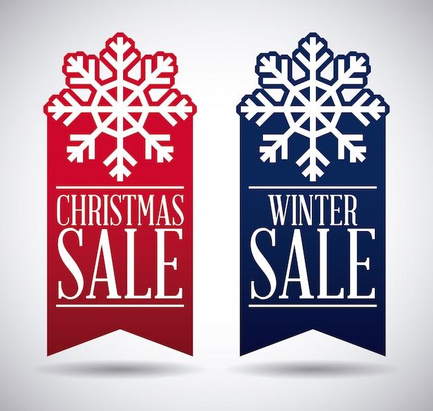 Weihnachtsverkauf design