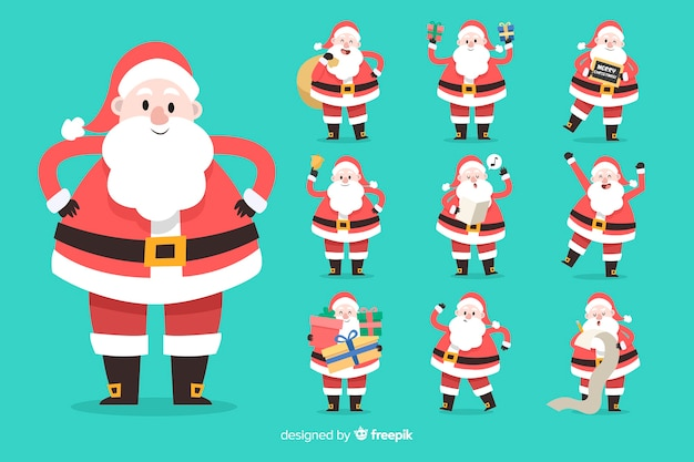 Weihnachtszeichen-sammlung