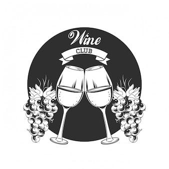 Weinclub-emblem