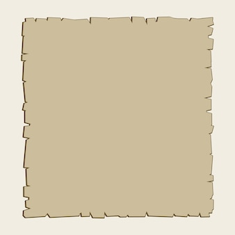 Weinlesevektorbrauner pergamenthintergrund