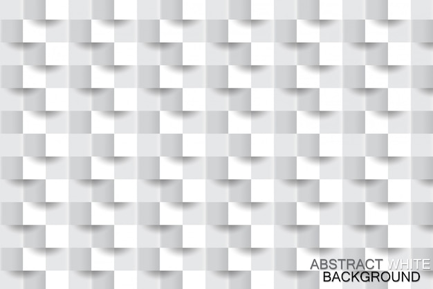 Weiß gekachelte textur hintergrund