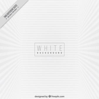 Weiß gestreiften hintergrund mit perspektive