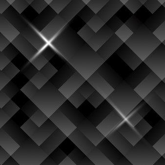 Weiß und schwarzes mit heller hintergrundschablone