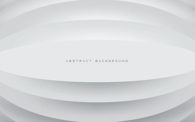 Weiße 3d-prägeform-hintergrundtextur