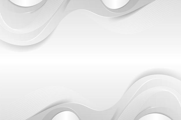 Weiße abstrakte tapete