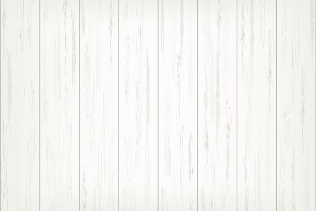 Weiße hölzerne plankenbeschaffenheit für hintergrund.