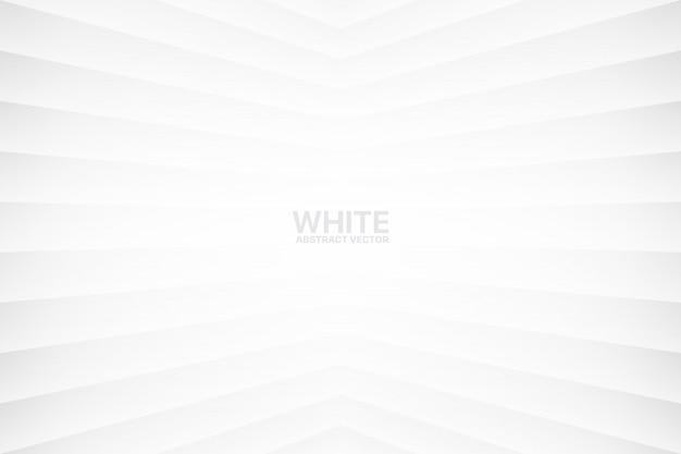 Weißer abstrakter geometrischer hintergrund