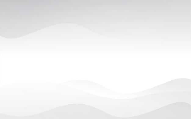Weißer abstrakter hintergrundvektor. grau abstrakt. hintergrund des modernen designs