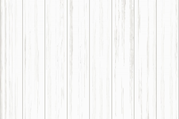 Weißer hölzerner plankenbeschaffenheitshintergrund.