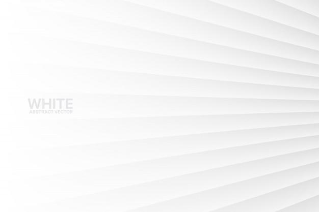 Weißer klarer leerer subtiler geometrischer abstrakter hintergrund