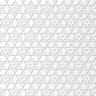 Weißer strukturierter muster-hintergrund