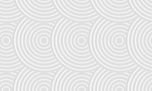 Weißer und grauer abstrakter hintergrund-hipster-stil