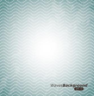 Wellen hintergrund