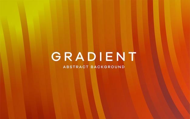 Welliger gestreifter hintergrund des abstrakten gradienten.