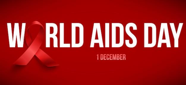 Welt-aids-tag