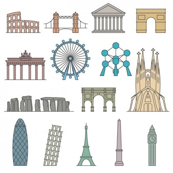 Welt denkmäler