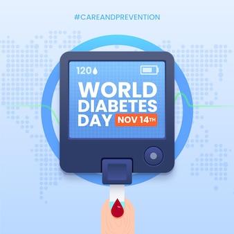 Weltdiabetestagsbanner