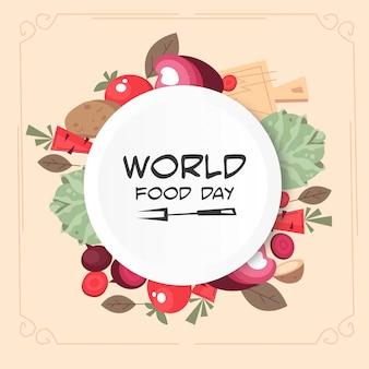 Welternährungstag hintergrund