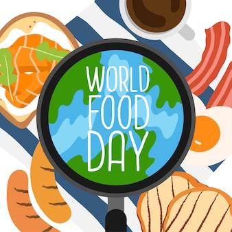 Welternährungstag.