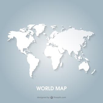 Weltkarte