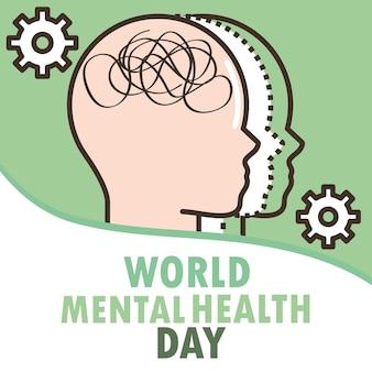 Weltkrankheit der psychischen gesundheit
