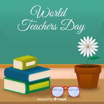 Weltlehrertag hintergrund