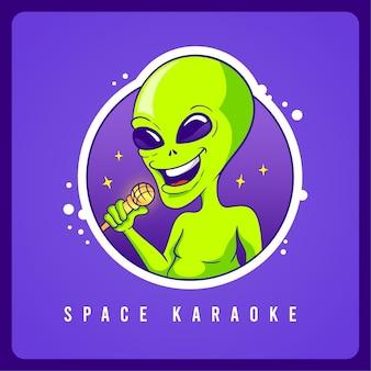 Weltraum-karaoke