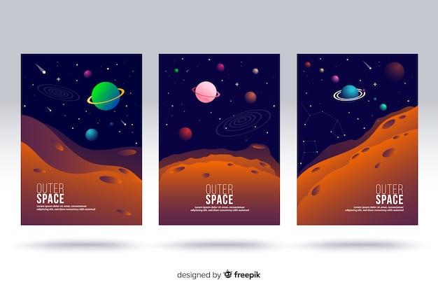 Weltraumabdeckungen