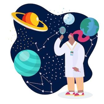 Weltraumforschung