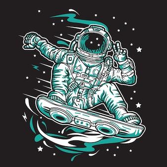 Weltraumreisender