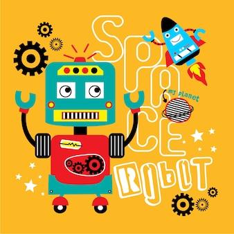 Weltraumroboter