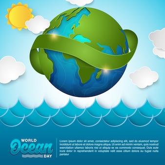 Welttag der ozeane