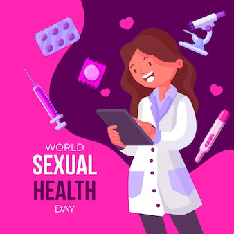 Welttag der sexuellen gesundheit