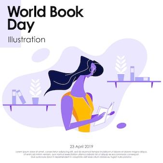Welttag des buches abbildung