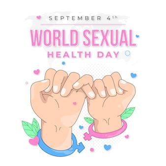 Weltthema der sexuellen gesundheit