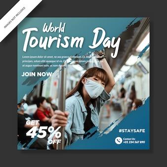Welttourismus tag instagram post