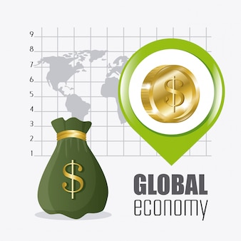 Weltwirtschaft, geld und wirtschaft